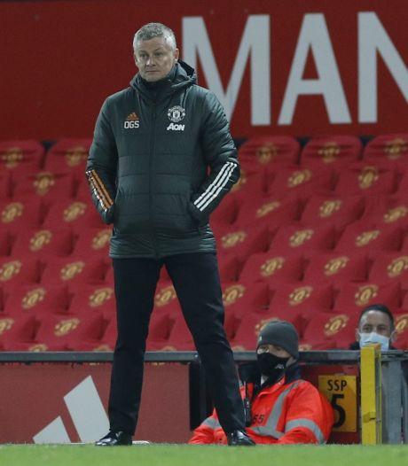 Solskjaer denkt dat United minder presteerde door rode doeken: 'We zagen elkaar niet goed'