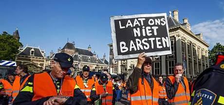 Blokkade Tour door acties politie gaat niet door