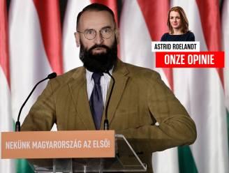 ONZE OPINIE. Internationaal staan Szájer en het regime van Orbán nogmaals (en deze keer letterlijk) met de billen bloot