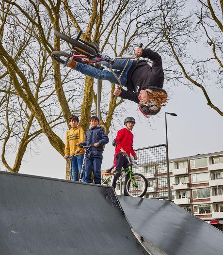 Sinds avondklok is vervallen veel klachten over lawaai en rotzooi in Heempark