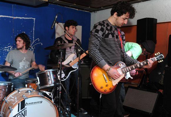 De band Statue nam in het verleden deel aan Concours Hestival en won.
