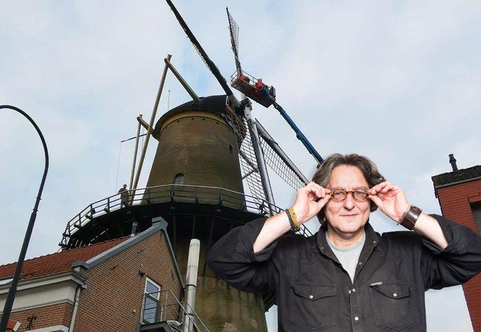 Kees Thies over de Dordtse molen Kyck over den Dyck.