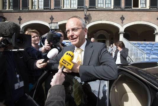 Henk Kamp.