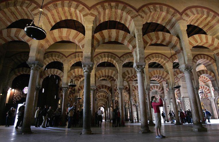 De Mezquita in Córdoba Beeld Javier Barbancho, AP