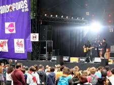 185.000 festivaliers aux Francofolies de Spa