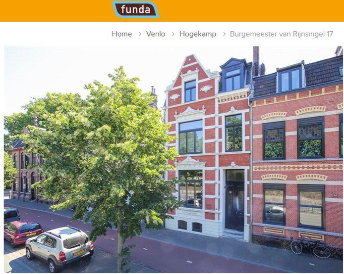 Burgemeester van Rijnsingel 17, Venlo.