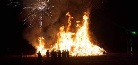 Corona haalt streep door paasvuren in Achterhoek: Geen vuren voor 15.000 man