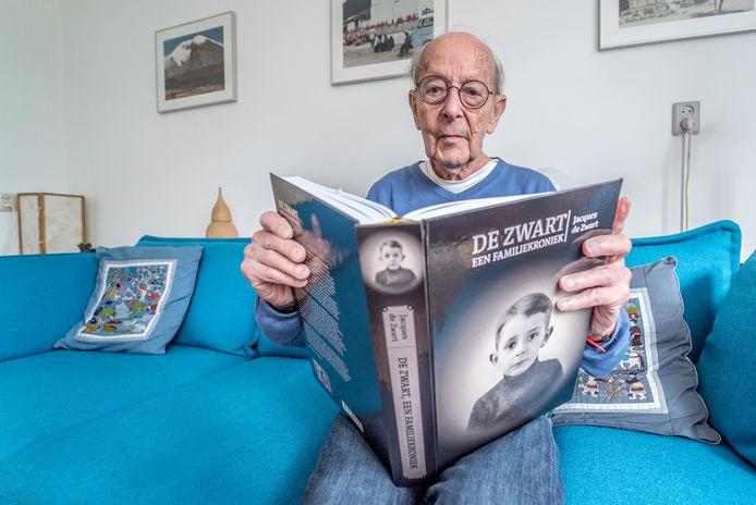 Boekschrijver genealogie familie Jacques de Zwart