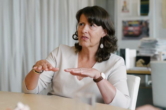Jet Hoogendijk vertrekt als hoofdofficier van justitie Midden-Nederland.