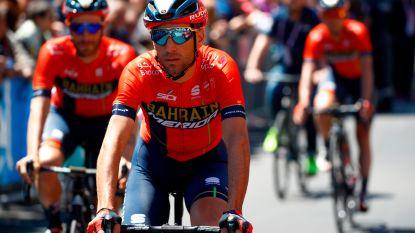 """Jurgen Van den Broeck waarschuwt Roglic: """"Nibali ligt op de loer"""""""