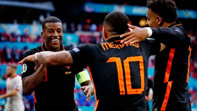 Zorgeloze zege Oranje: samenwerking Memphis en Malen smaakt naar meer