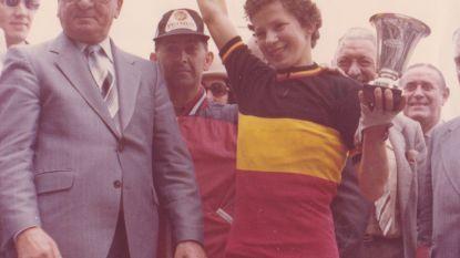 Maria Herrijgers geeft startschot van rit BeNe Ladies Tour in Essen