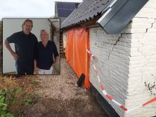 Bewoners van geramde woning in Leuvenheim: 'Ik durf mijn bank niet meer voor die muur te zetten'