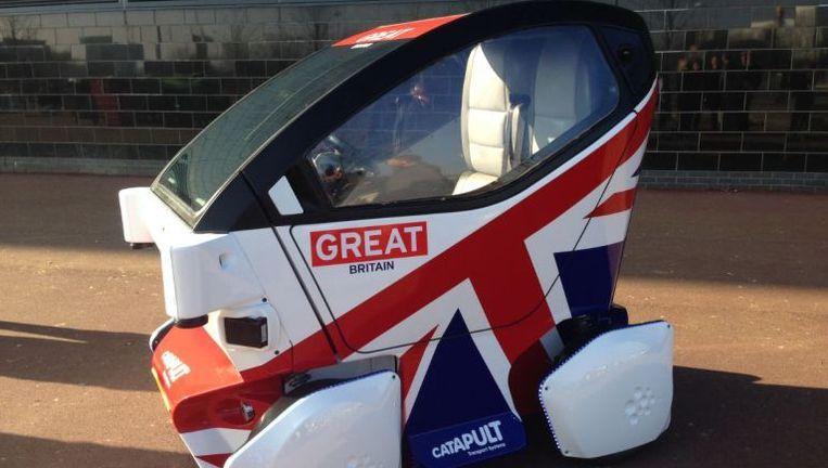 null Beeld British Department of Transport