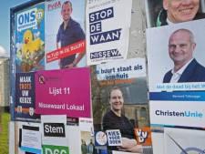 ONS Nissewaard haalt verkiezingsposters weg uit solidariteit
