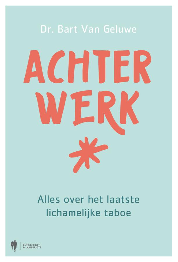 Achterwerk boek Bart Van Geluwe