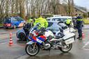 In Oudenbosch had de patsercontrole dinsdagnamiddag plaats op de gemeentewerf.