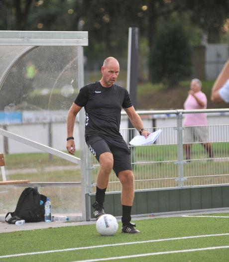 Plotse breuk tussen CHRC en trainer Bob Jansen
