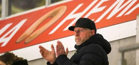 Fin Sandvik debuteert bij Devils met riante zege