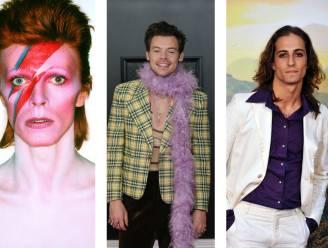 Harry Styles is bij lange na niet de eerste man die make-up draagt: neanderthalers droegen foundation en Vikings hadden een 'beautykit'