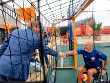 Olympic Festival in Scheveningen vervangt Holland Heineken House: hossen mag niet, wel met elkaar zijn