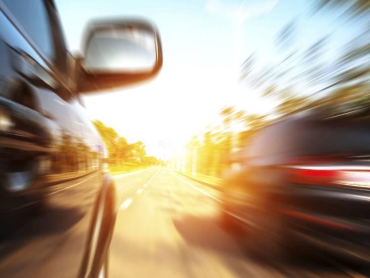 Bestuurders gooien spullen naar elkaar tijdens verkeersruzie op A58 bij Zegge: weg deels afgesloten