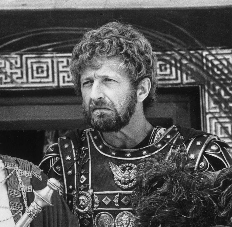 Chapman als Biggus Dickus in 'The Life Of Brian'. Beeld GETTY