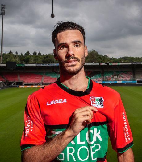 NEC legt Iván Márquez vast tot 2023; Spanjaard meteen mee op trainingskamp