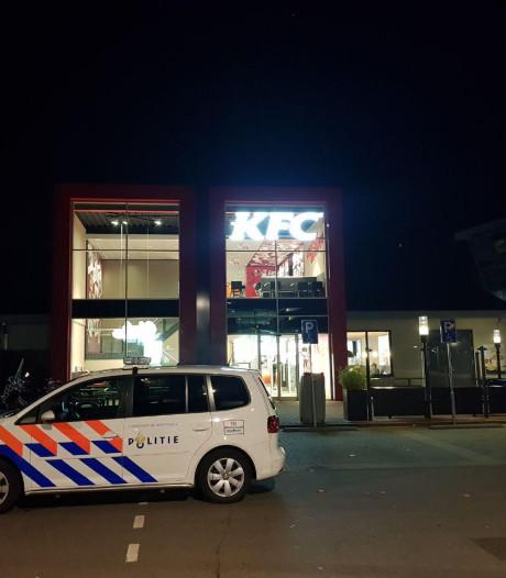 Beelden overvaller KFC Veenendaal in Opsporing Verzocht