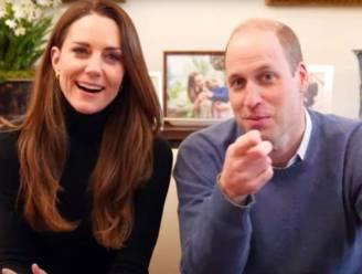 Moderne monarchie: Kate en William beginnen een eigen YouTube-kanaal