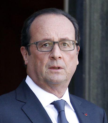 Hollande affirme la solidarité de la France à l'Irak