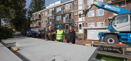 Forse balkonrenovatie in Eindhoven: veiliger en groter én betere sociale contacten