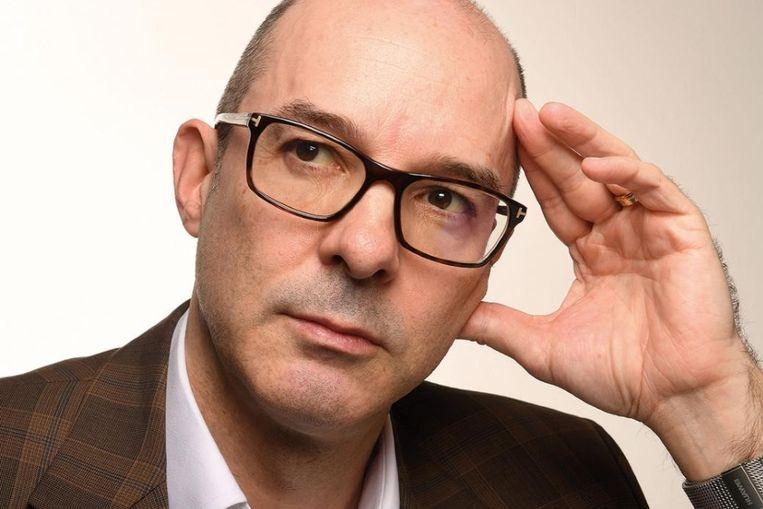 Daniel Muijs is vicedirecteur van de Engelse onderwijsinspectie. Beeld rv