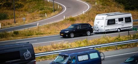 ANWB: caravans vaak veel te zwaar beladen