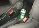 Altijd was er die alcohol, ook in de auto.