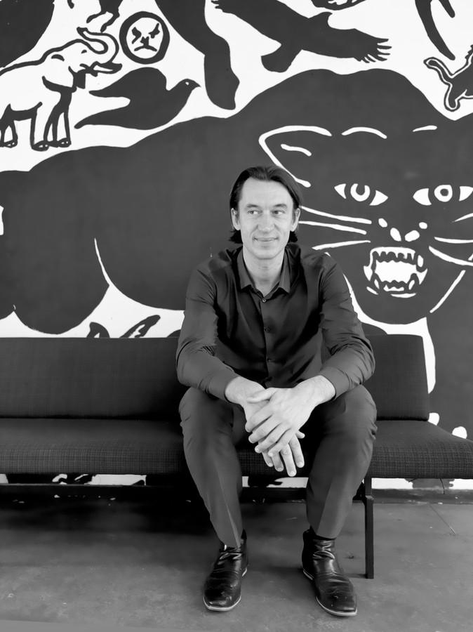 Koert van Mensvoort, creatief directeur NNN