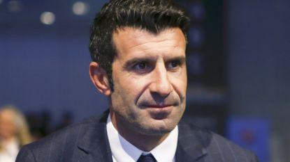 """Figo over Hazard en de Rode Duivels op het EK: """"Ik zet België net onder de topfavorieten, Eden heeft pech met zijn blessures"""""""