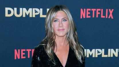 "Jennifer Aniston over 'Friends': ""De mannen houden een reünie tegen"""