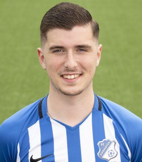 Niels Waterschoot van FC Eindhoven terug naar Nuenen: 'Heb een vertrouwd en positief gevoel bij de club'