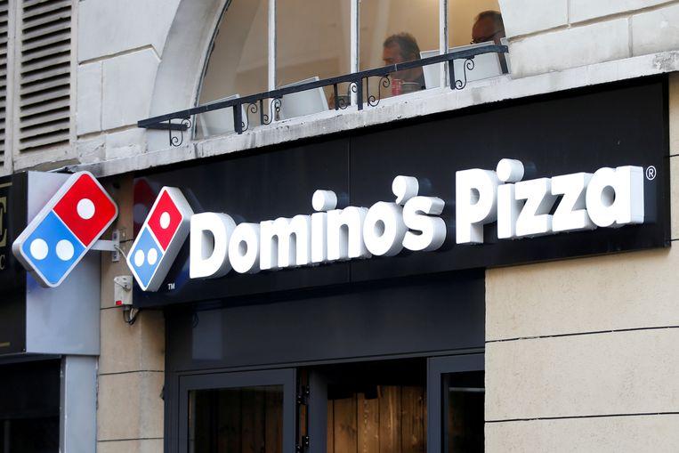 Beeld ter illustratie, pizzaketen Domino's