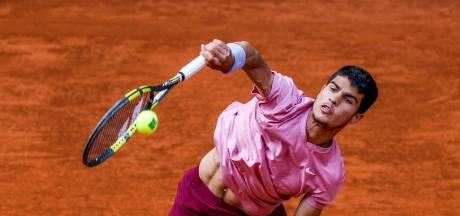 Tennistalent Alcaraz 'krijgt' op verjaardag wedstrijd tegen Nadal: 'Droom die uitkomt'