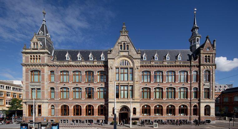 In het Conservatorium Hotel trapt zondag de de Expression of Art Award af Beeld Conservatorium Hotel