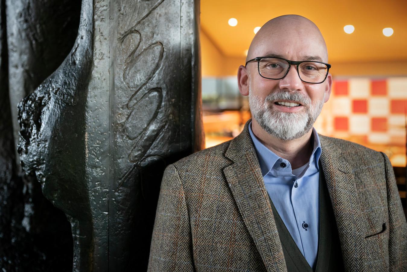 Willem Rutjens was fractieleider van FvD in Brabant, waar hij nu JA21 vertegenwoordigt.