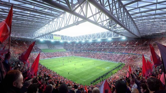 Geldschieters overwegen steun in te trekken voor nieuw Feyenoord-stadion na intimidaties
