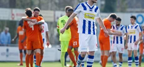 FC Lienden ongelukkig onderuit tegen Maassluis