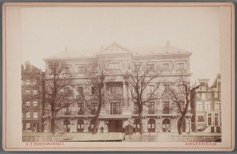 Carre 1888  Beeld Collectie Stadsarchief
