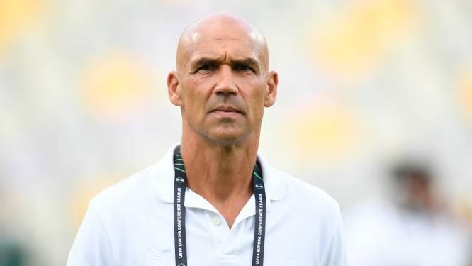 Thomas Letsch staat pal voor Vitesse: 'We zijn een paar punten van een Europese plek af'