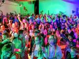 Twee uurkes vuraf voor kindercarnaval in Moergestel