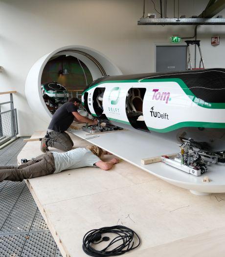 Van Utrecht naar Parijs in 30 minuten: deze trein van de toekomst kan 1200 (!) kilometer per uur
