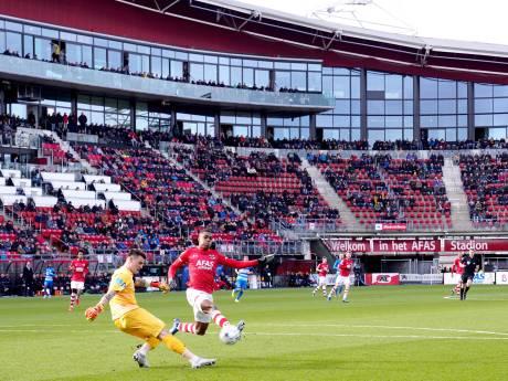 PEC dieper in problemen na drie weggegeven penalty's tegen AZ
